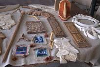 Виставка-вернісаж учнівських виробів виготовлених на уроках виробничого навчання