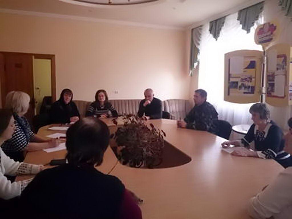 ІІ засідання методкомісії викладачів суспільно-гуманітарних дисциплін