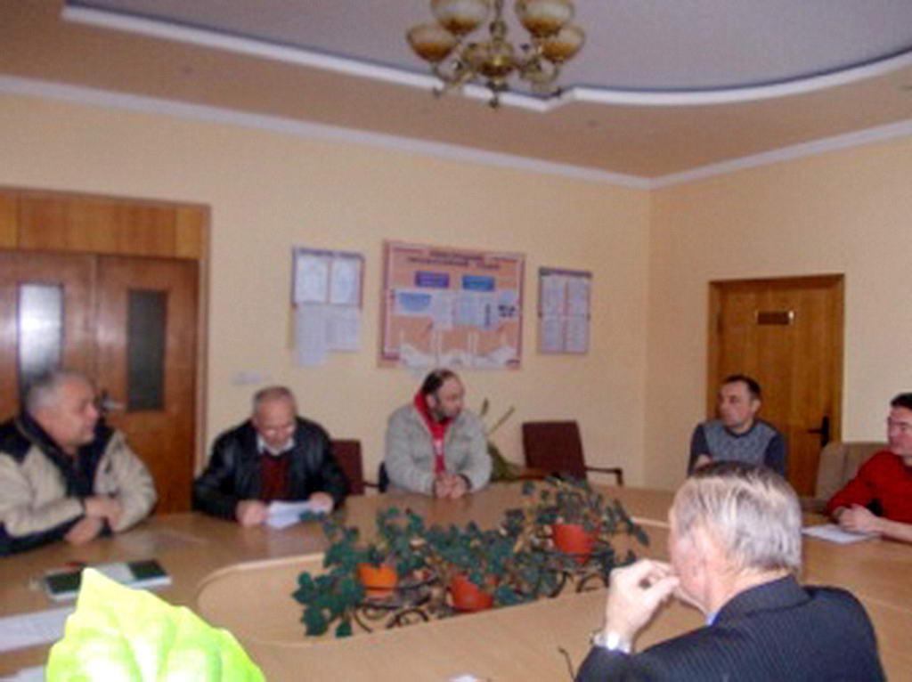 Засідання методкомісії педагогічних працівників професій деревообробки