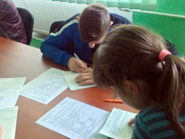І етап Всеукраїнських учнівських олімпіад з предметів природничо-математичного циклу