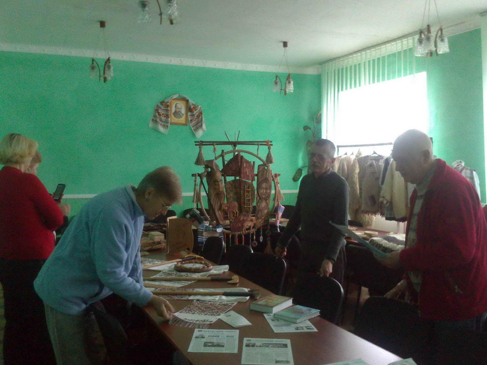 Ліцей відвідали педагоги Херсонщини