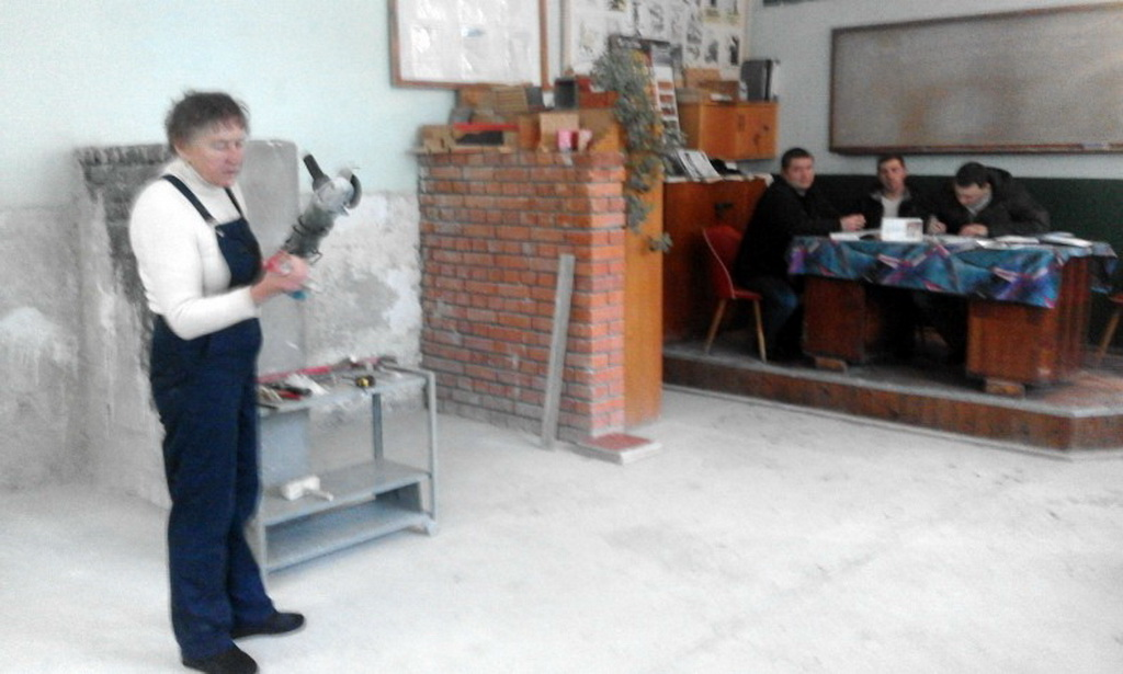 відбулося чергове засідання методкомісії педагогічних працівників будівельних професій