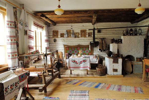 Етнографічний музей Міжгірського професійного ліцею (3D тур)