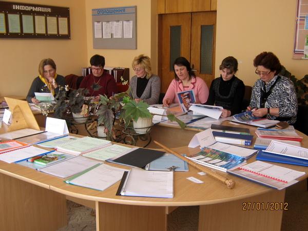 Творчий пошук педагогів ліцею