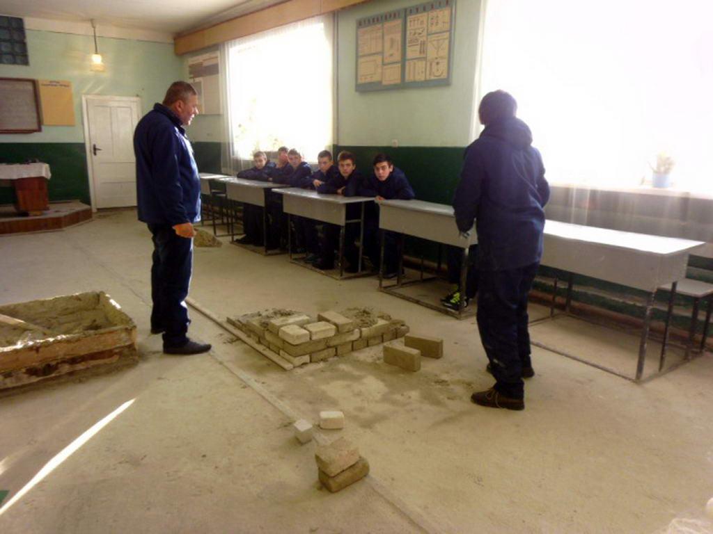Засідання методичної комісії педагогічних працівників будівельних професій