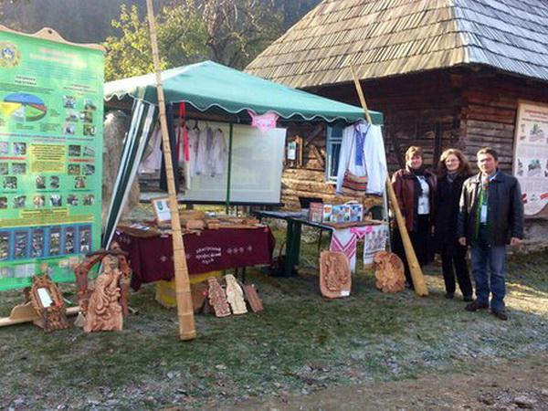 Колочавськй музей-скансен «Старе село» зустрічав гостей