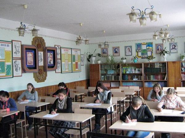 Перший етап XIV Міжнародного конкурсу з української мови імені Петра Яцика