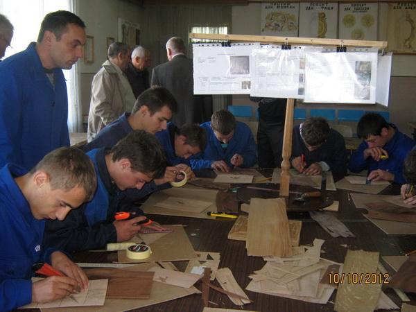 Проведено засідання обласної методичної секції викладачів та майстрів виробничого навчання