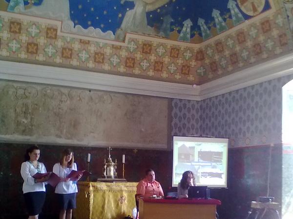 Екскурсійна група етнографічного музею Міжгірського ліцею зайняла третє місце