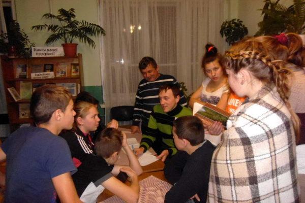 «Інтелектуальна гра» організована та проведена представником учнівського самоврядування