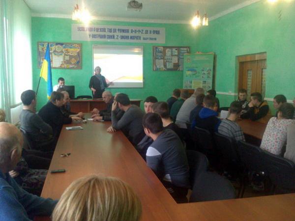 Презентація учнівських проектів