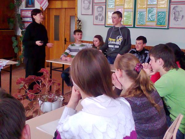 В ліцеї розпочав роботу тиждень української мови та літератури