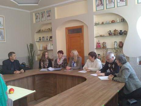 Засідання методкомісії викладачів суспільно-гуманітарних дисциплін