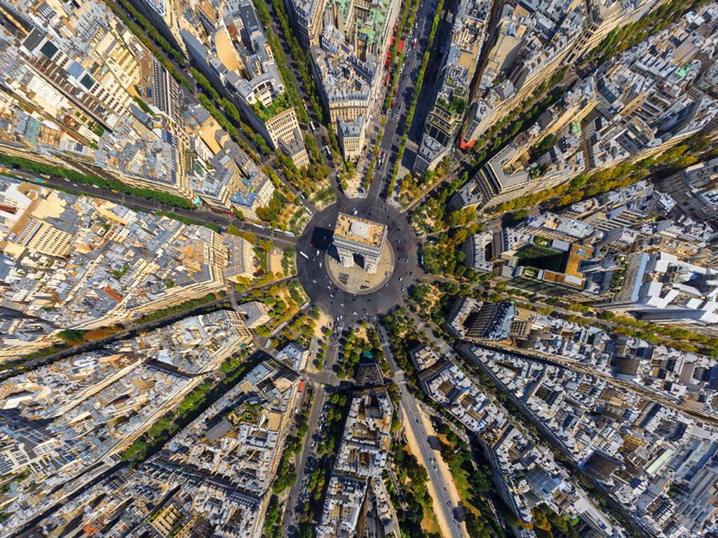 Віртуальний тур найбільшими містами Європейського Союзу