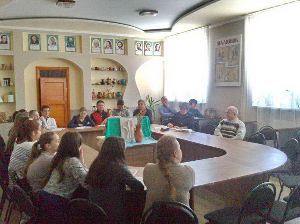 Засідання обласної методичної секції педагогічних працівників професій деревообробного напрямку