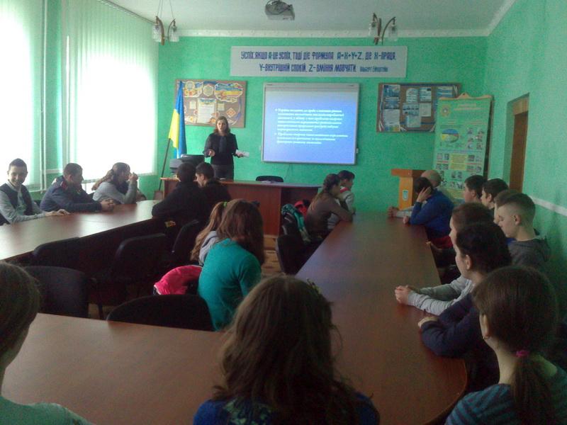 Творчий конкурс на тему «Екологічні проблеми України»