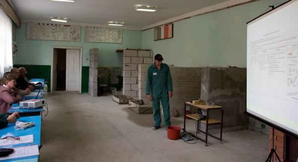 Призерами конкурсу стали майстри виробничого навчання Міжгірського професійного ліцею