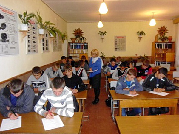 Учні відповідали на запитання, чи відчувають вони потребу здобути знання?