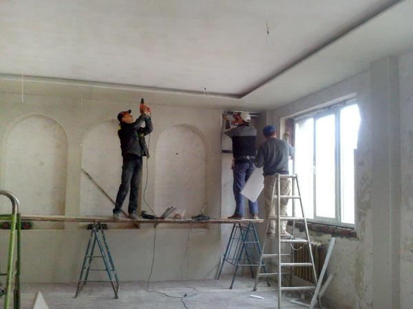 Будівельні професії – перспективні як в ліцеї так і в господарському комплексі району