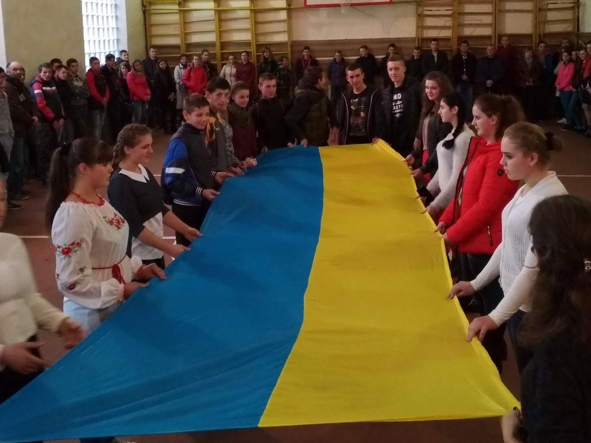 День визволення України від німецько-фашистських загарбників в ліцеї