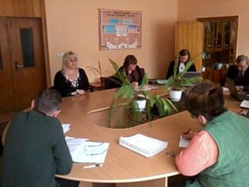 Підсумкове засідання атестаційної комісій І рівня