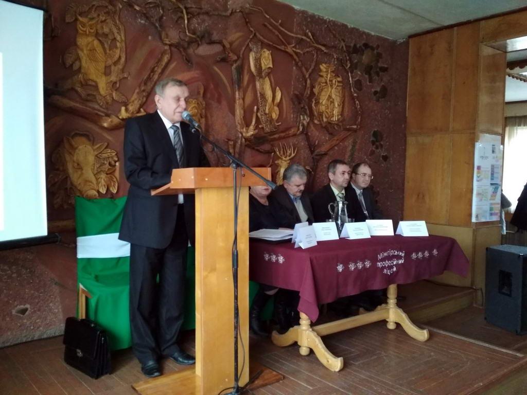 Перший кар'єрний форум Міжгірського району в ліцеї
