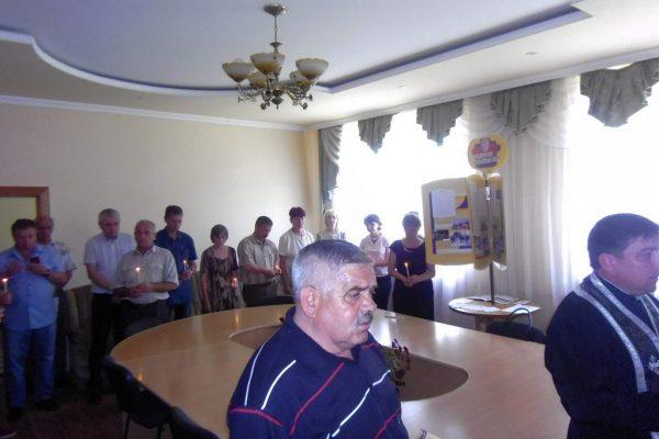 В ліцеї вшанувати світлу пам'ять Гюнтера Шмідта - керівника благодійної організації «Допомога Україні»