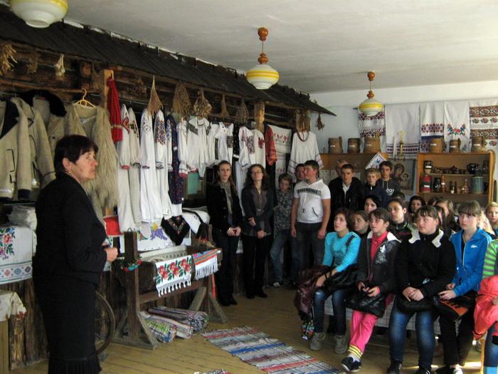 Етнографічний музей Міжгірського ліцею відзначає своє 5-річчя