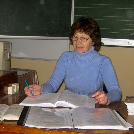 Бобер Василина Василівна