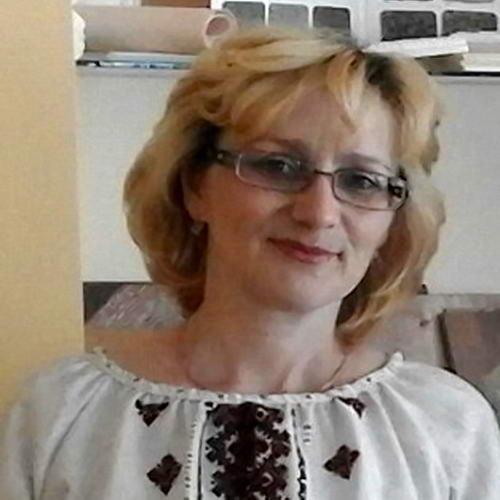 Боржавич Олена Іванівна
