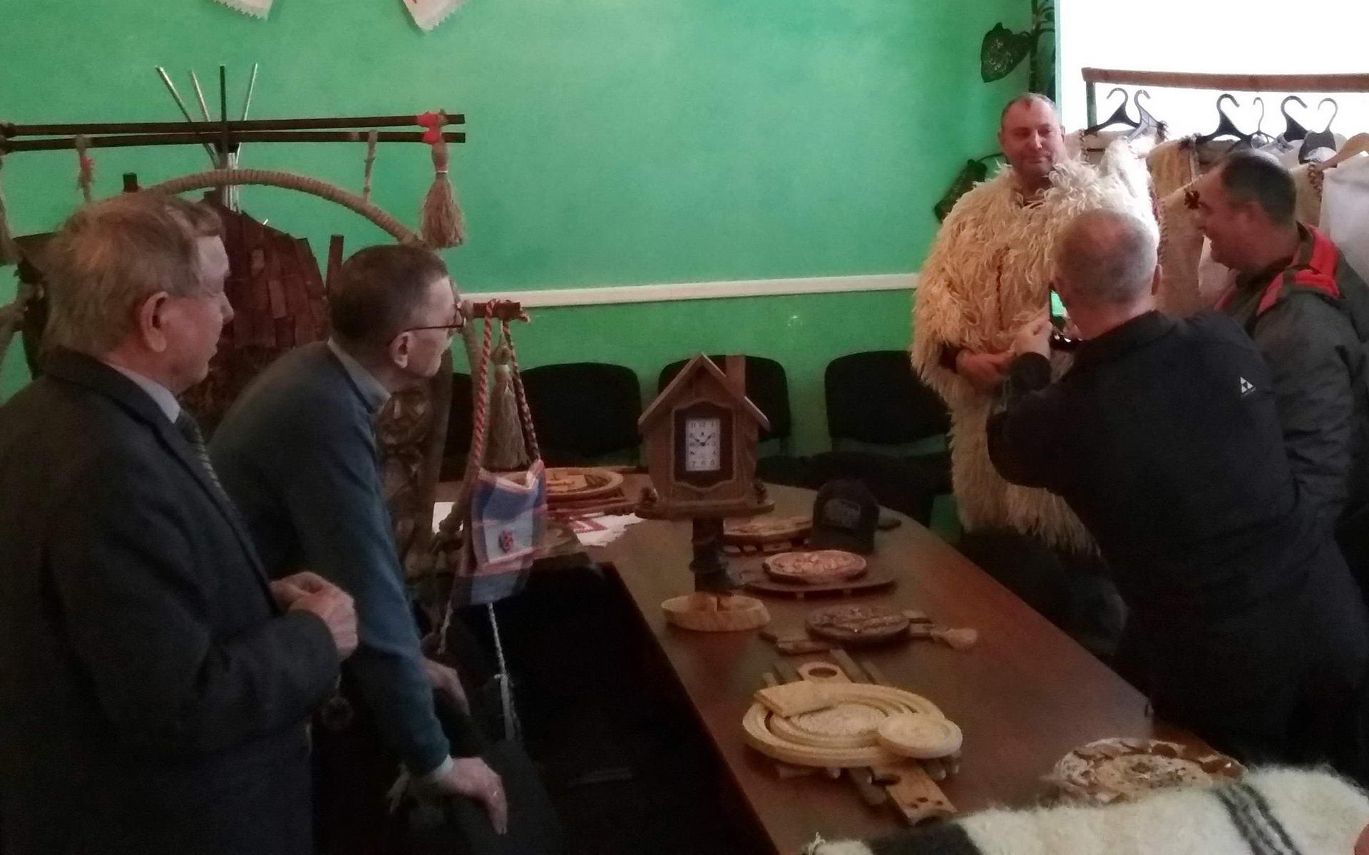 На базі ліцею відбулось засідання президії районної асоціації підприємців туристично-рекреаційного комплексу Міжгірщини