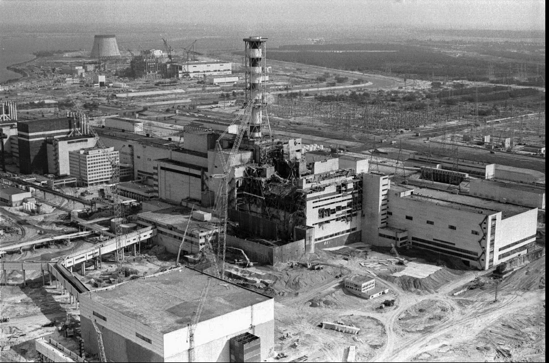Захід присвячений вшануванню учасників ліквідації наслідків аварії на Чорнобильській АЕС
