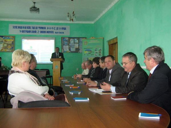 Круглий стіл – «Інноваційні впровадження – економічна стабільність Міжгірського району»