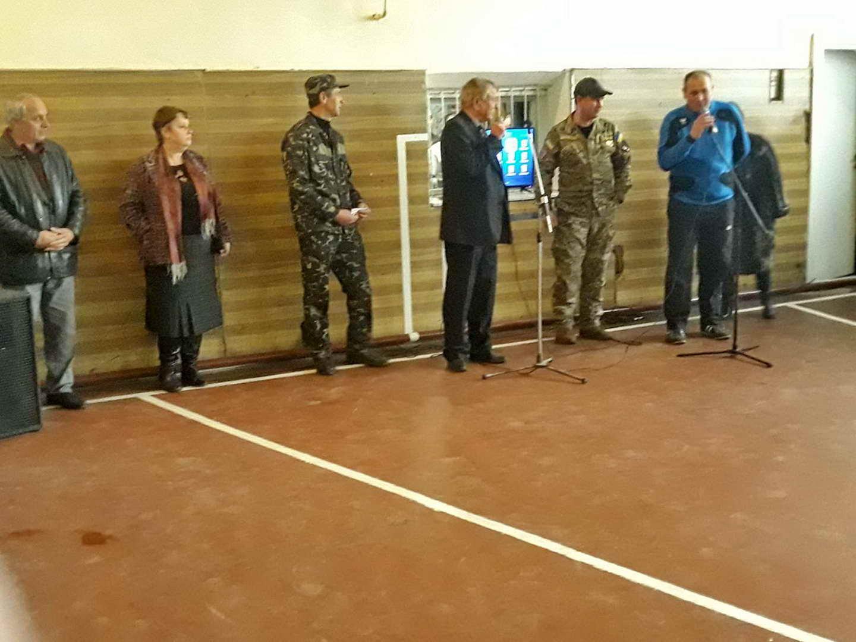 У ліцеї проведено тиждень військово-патріотичної та оборонно-масової роботи до дня Збройних сил України