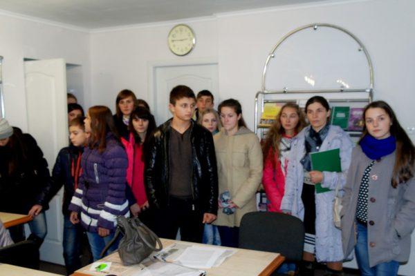 Майбутні кухарі обмінювались досвідом з колегами Львівського професійного коледжу