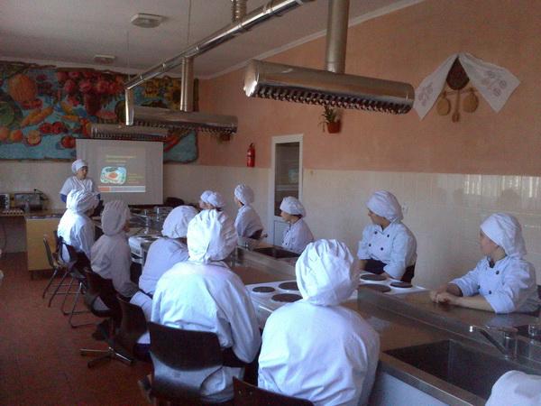 Відкритий урок виробничого навчання на тему «Приготування смажених страв із яєць»