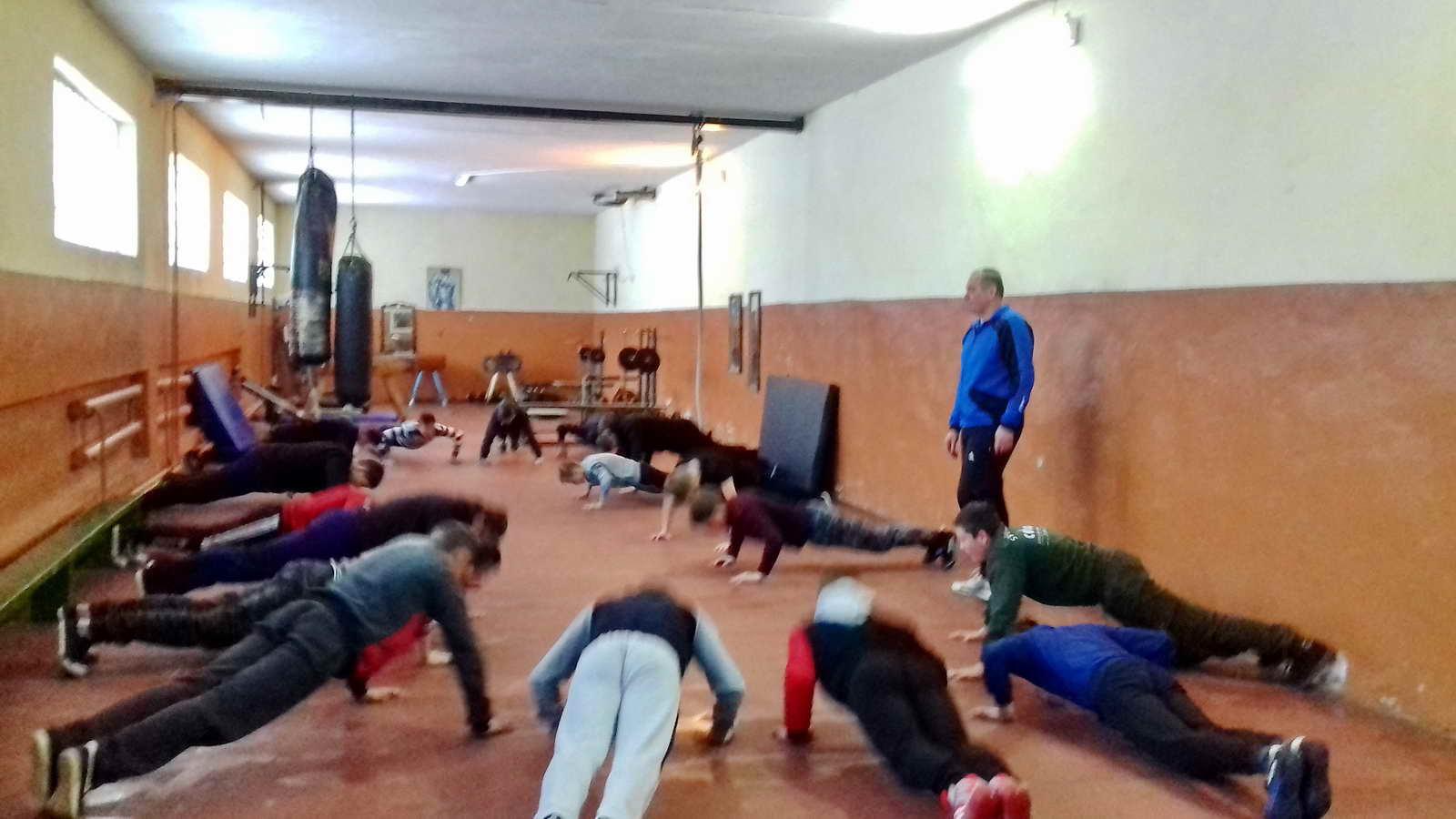 Відкритий підсумковий урок з фізичної культури(модуль «Гімнастика»)