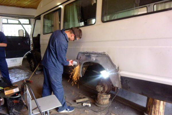 В ліцеї проводять ремонтні роботи з оновлення навчальних кабінетів