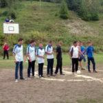 Першість ліцею по міні-футболу між навчальними групами під час Олімпійського тижня
