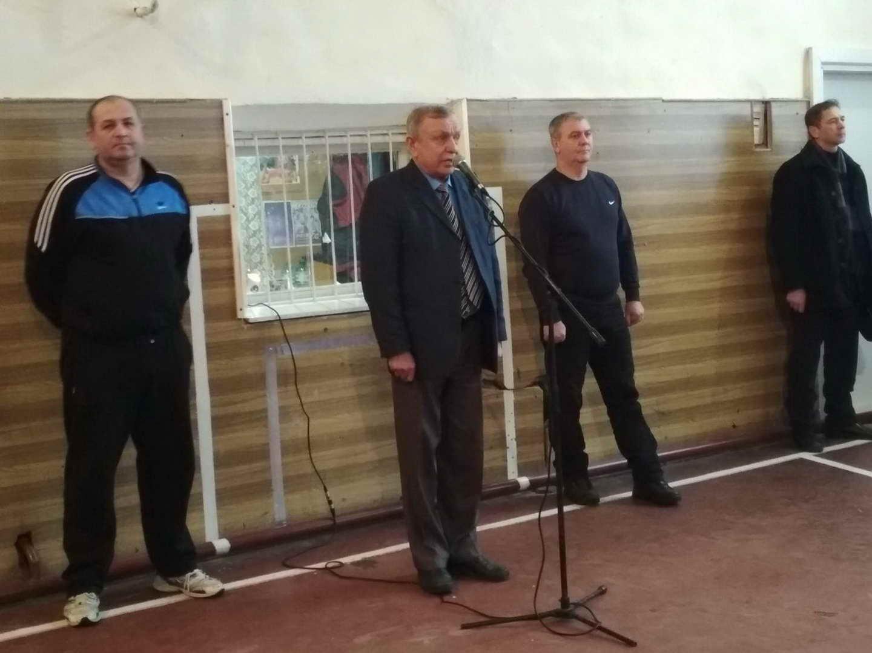 Змагання з волейболу присвячені пам'яті воїна Михайла Цендри та 30-ій річниці виводу військ з Афганістану