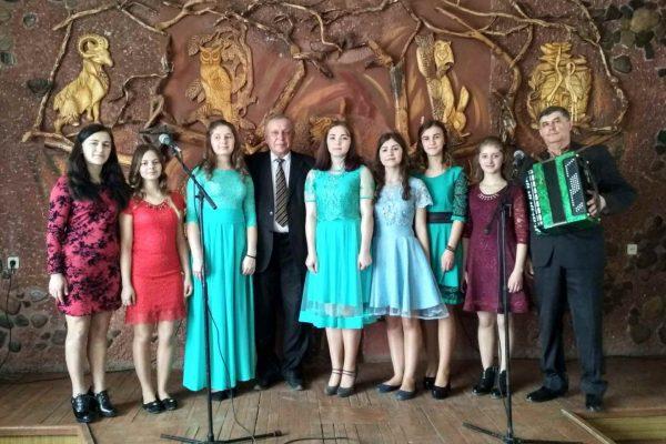 Урочистий концерт до Міжнародного жіночого дня