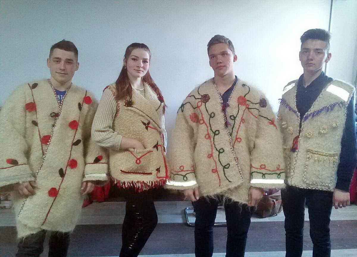 Ліцей – учасник Всеукраїнського конкурсу професійної майстерності «Прорив легкої промисловості України»