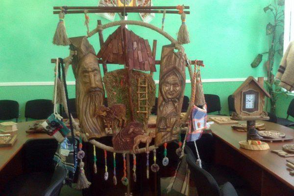 Виставка учнівських творчих робіт