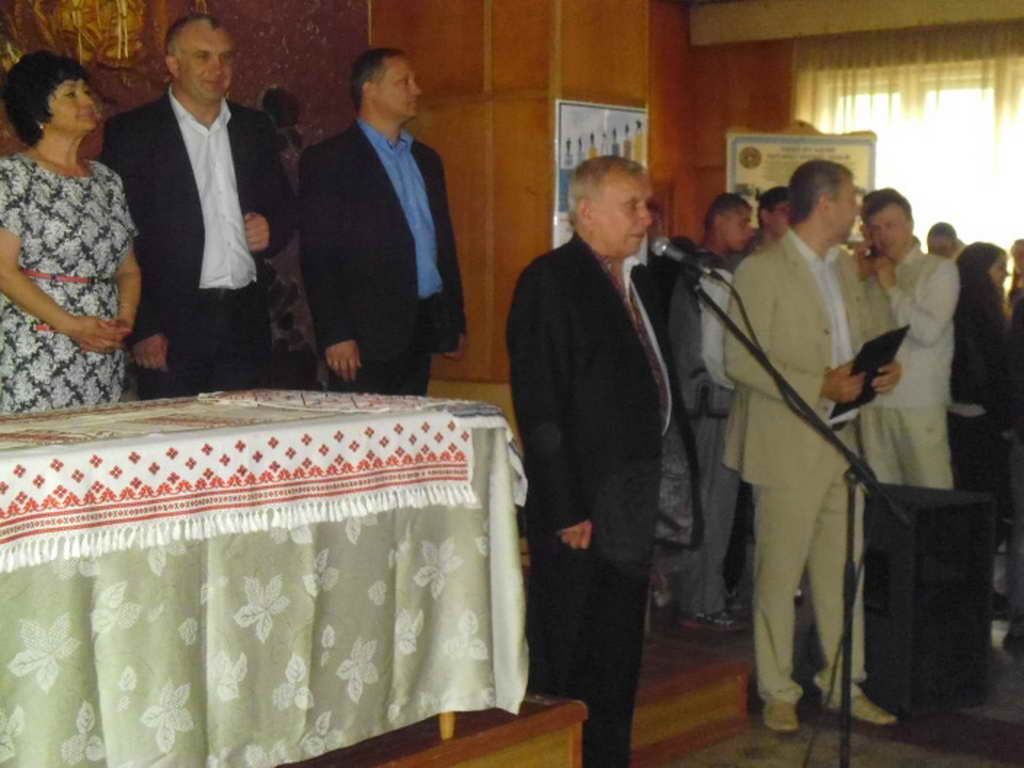 На базі ліцею відбувся ІІ кар'єрний форум Міжгірського району