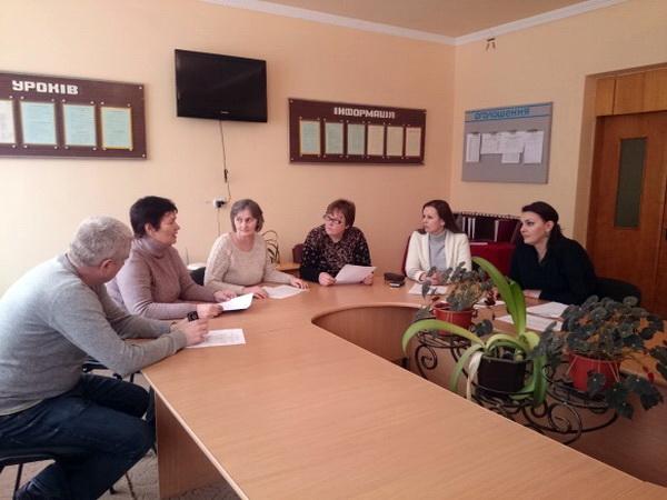 Шосте засіданні методичної комісії викладачів суспільно-гуманітарних дисциплін