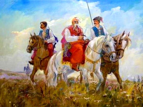 Виховний захід «Історія Українського козацтва»