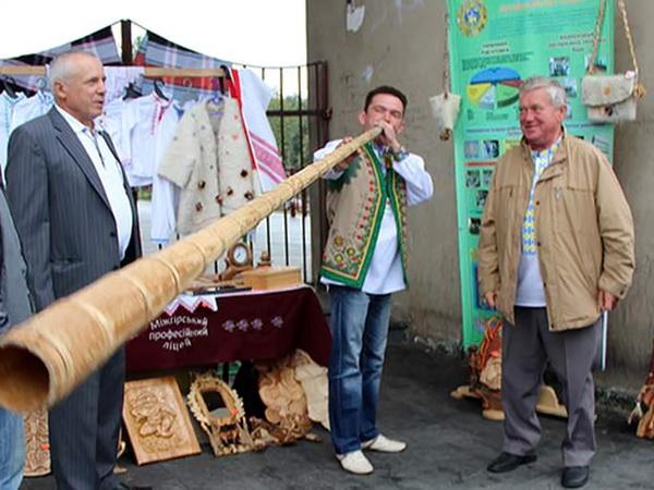 Ліцей взяв участь в Міжнародній туристичній виставці-ярмарку