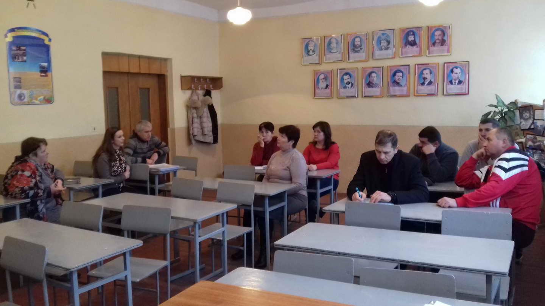 Чергове засідання методичної комісії викладачів суспільно-гуманітарних дисциплін