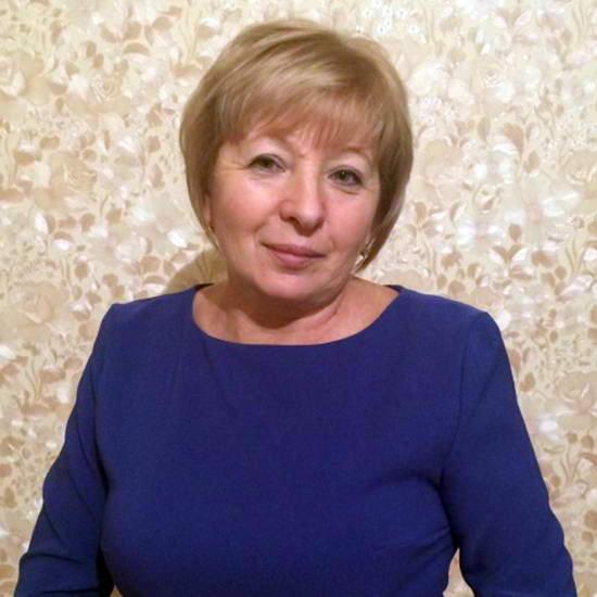 Бундзяк Надія Федорівна