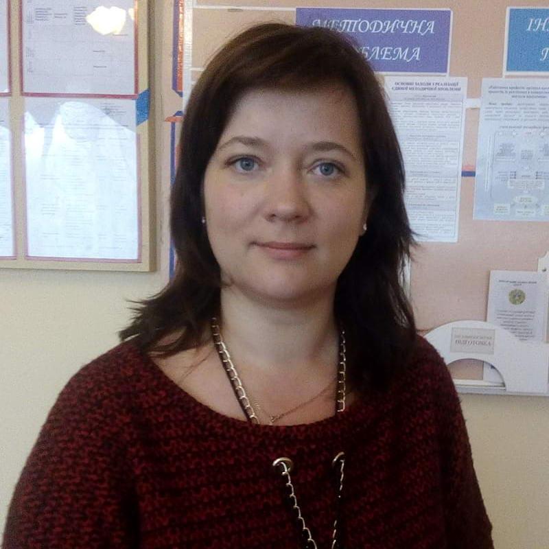 Бурдюх Мар'яна Володимирівна